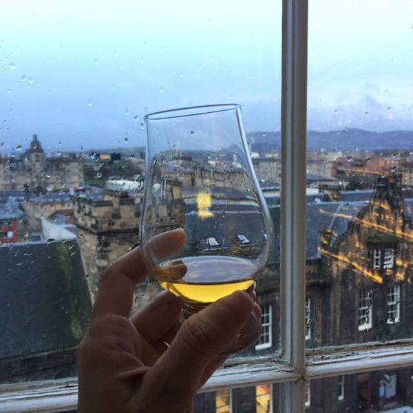 scotch whisky edinburgh