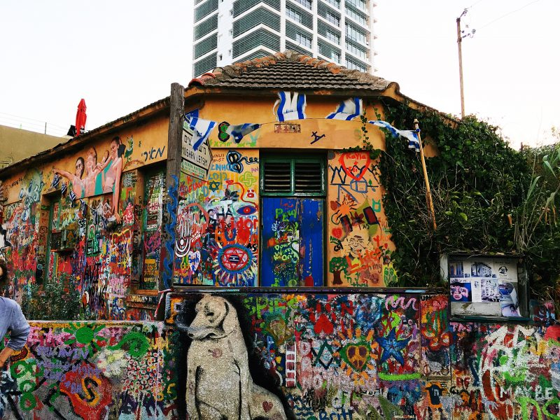Graffiti Tour Tel Aviv