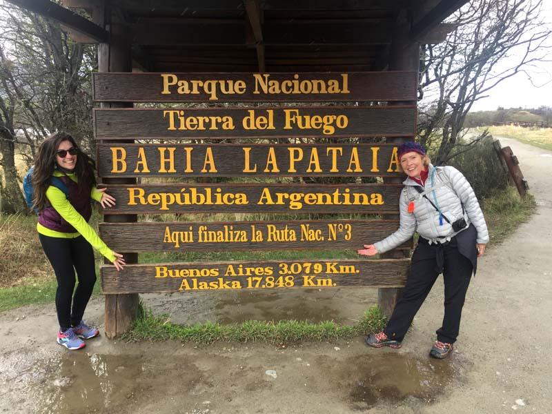 Alaska to Argentina