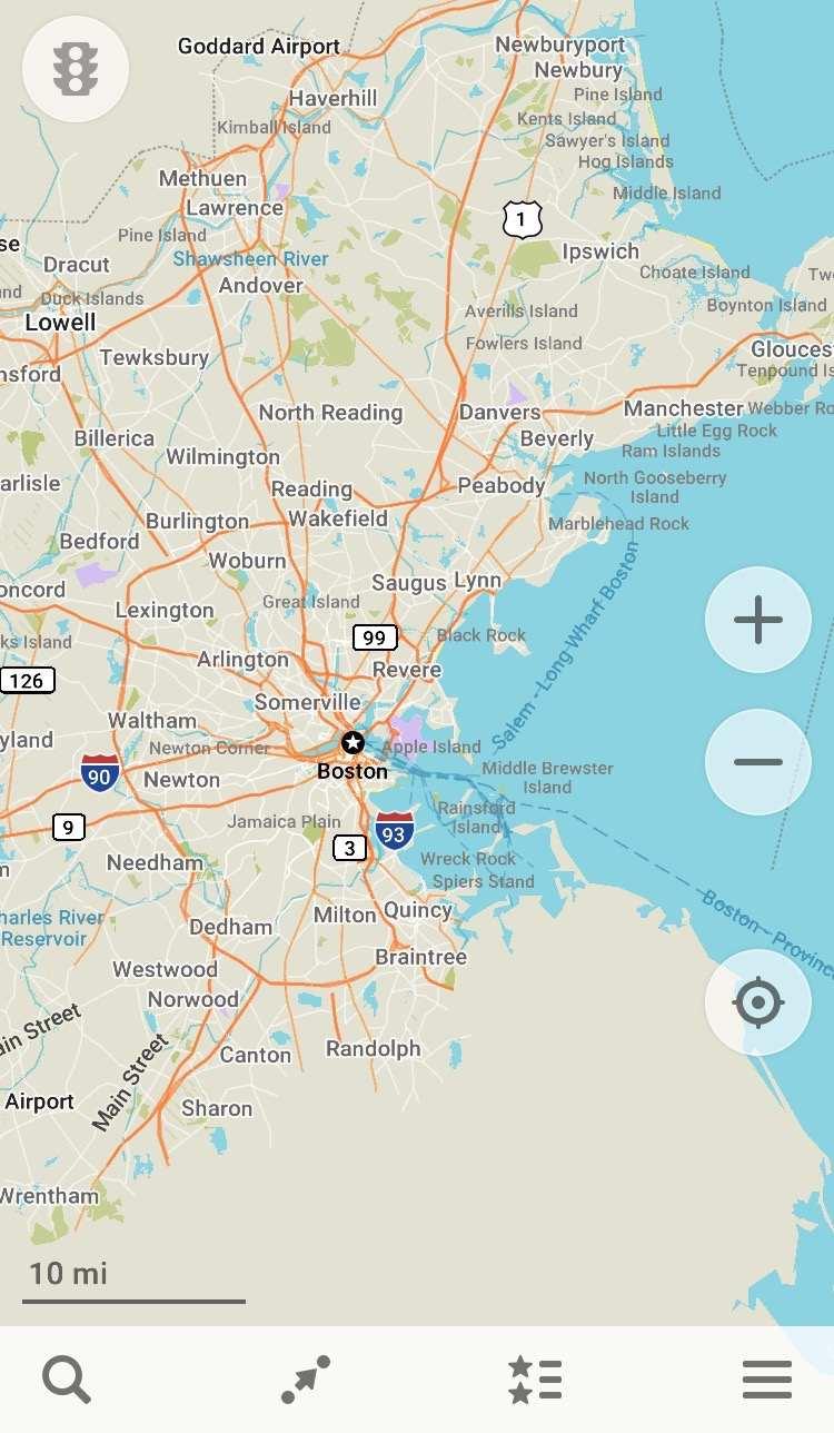 road trip apps maps me