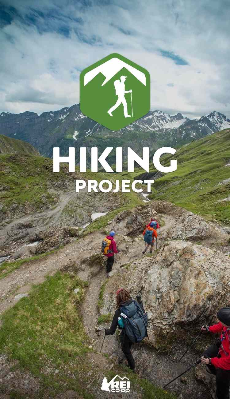 road trip apps hiking project