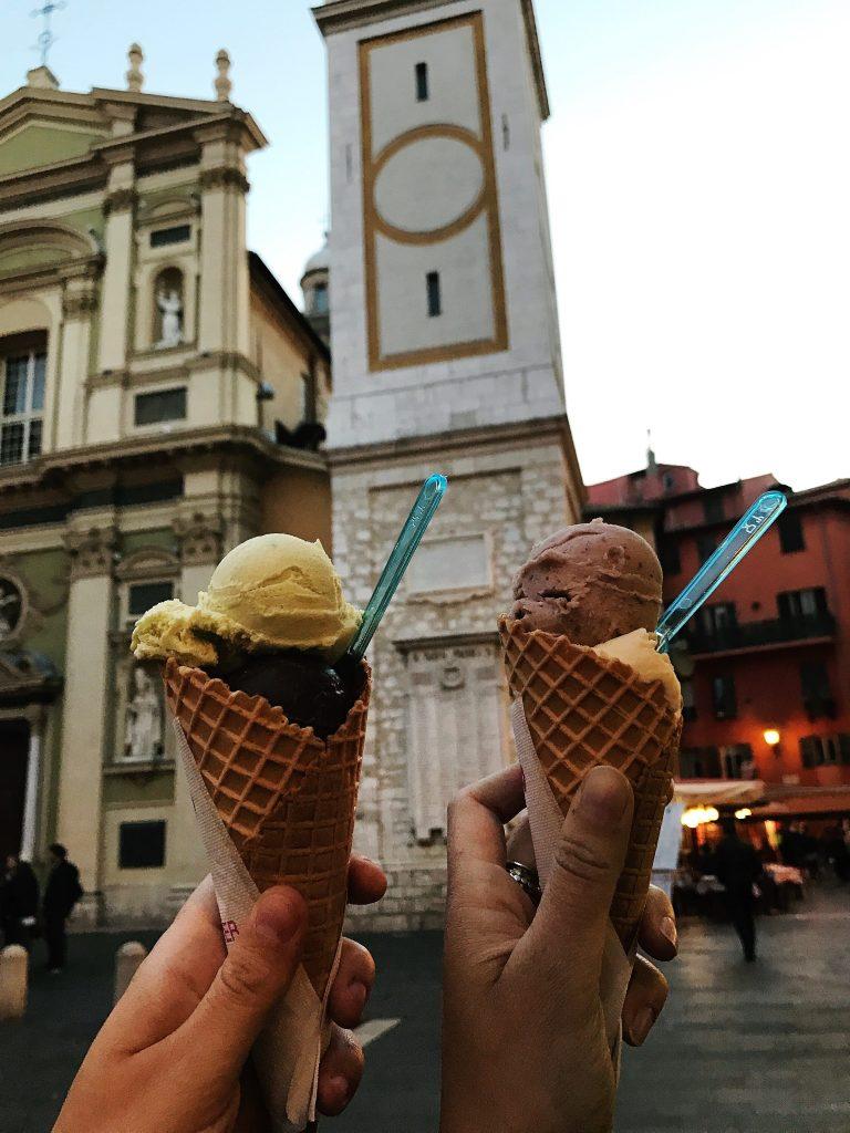 gelato in france