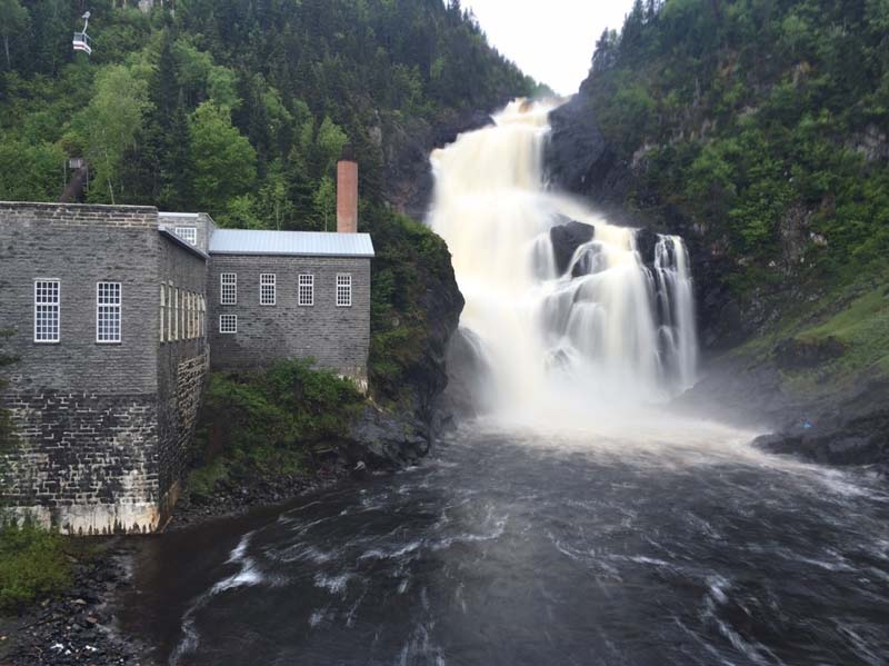Val Jalbert Mill