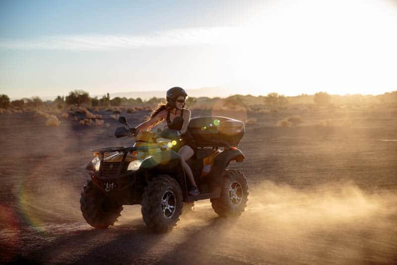 ATV tour San Pedro