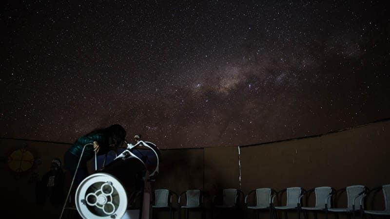 astronomy tour san pedro