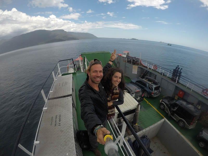 Ferry Carretera Austral
