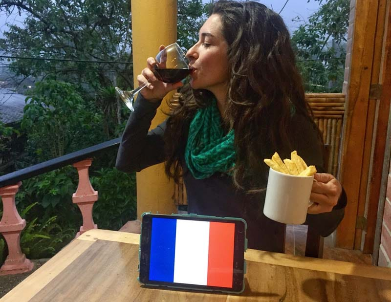 french study abroad