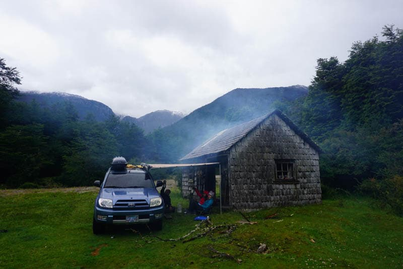 Our Cabin in Patagonia