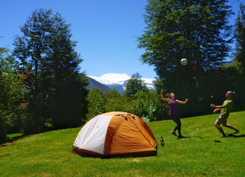 Pumalin Campground