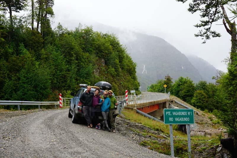 Vagabonds in Patagonia