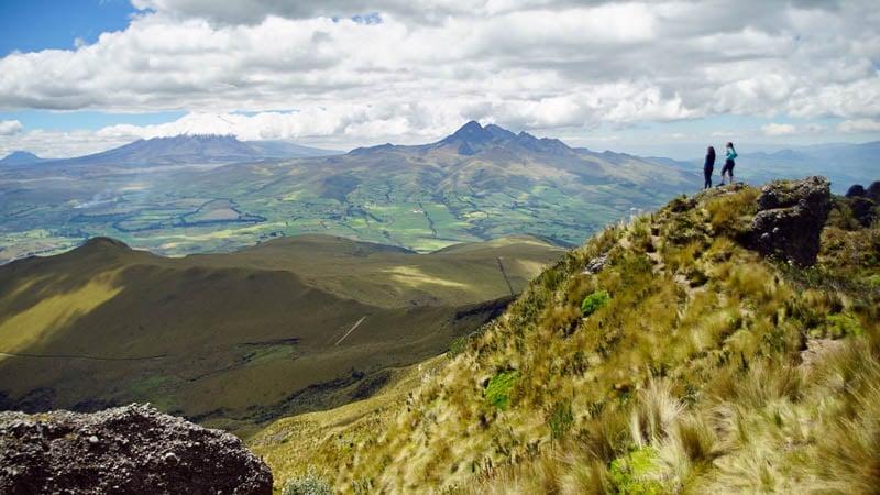 Pasochoa Hike