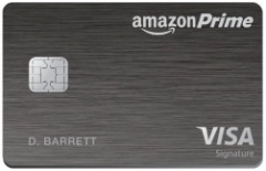 amazon prime travel credit card