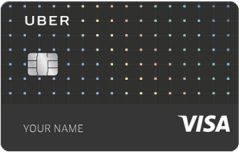 uber visa travel credit card