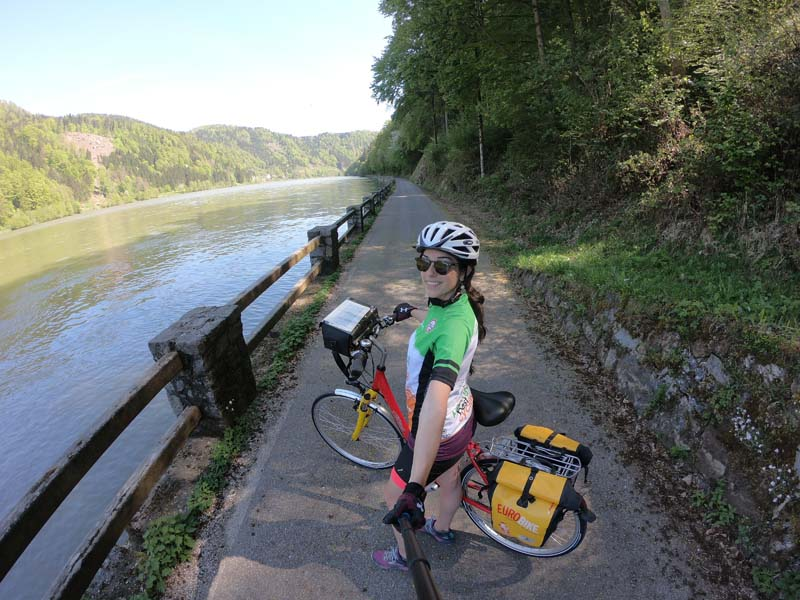 bike tour austria