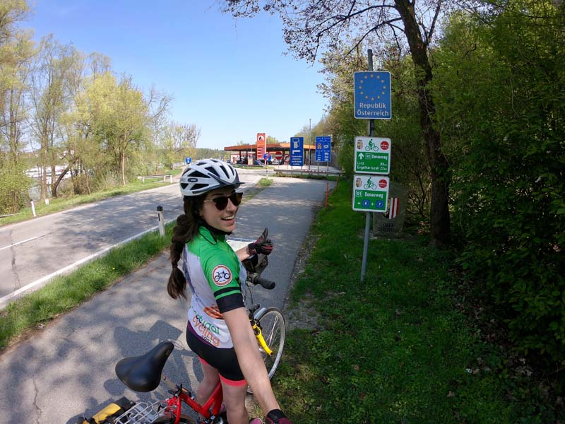 danube bike path
