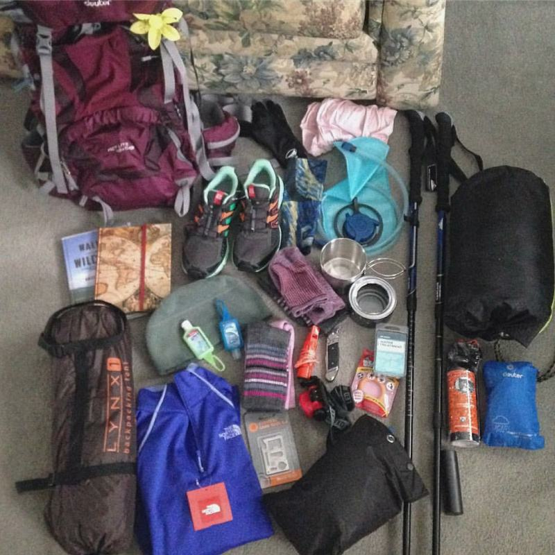 gear for hiking AT