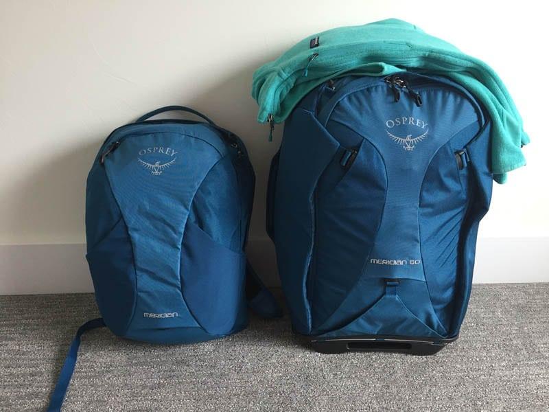 Detachable Daypack