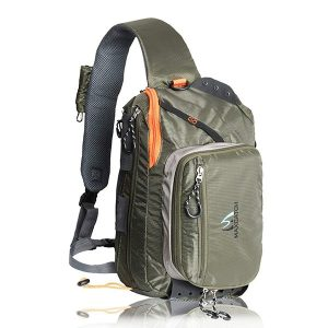 flyfishing crossbody bags for travel