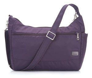 pacsafe citysafe crossbody bag for travel