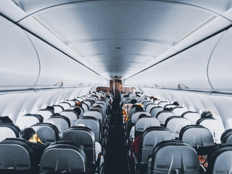 Tips to survive a long flight