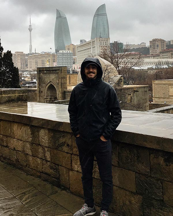 azerbaijan is worth visiting even in the rain