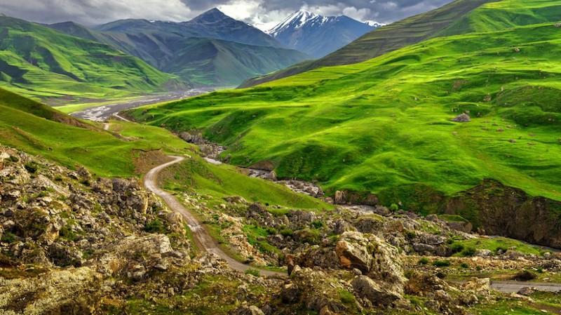 azerbaijan national parks