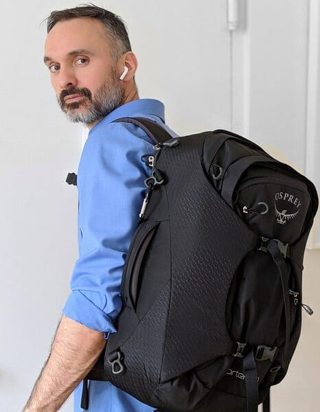 30-liter Osprey Porter Backpack
