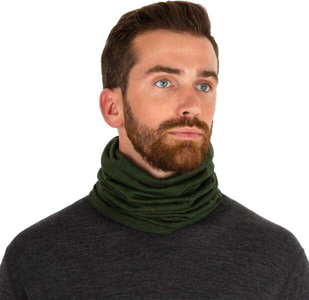a neck gaiter is an awesome gift idea