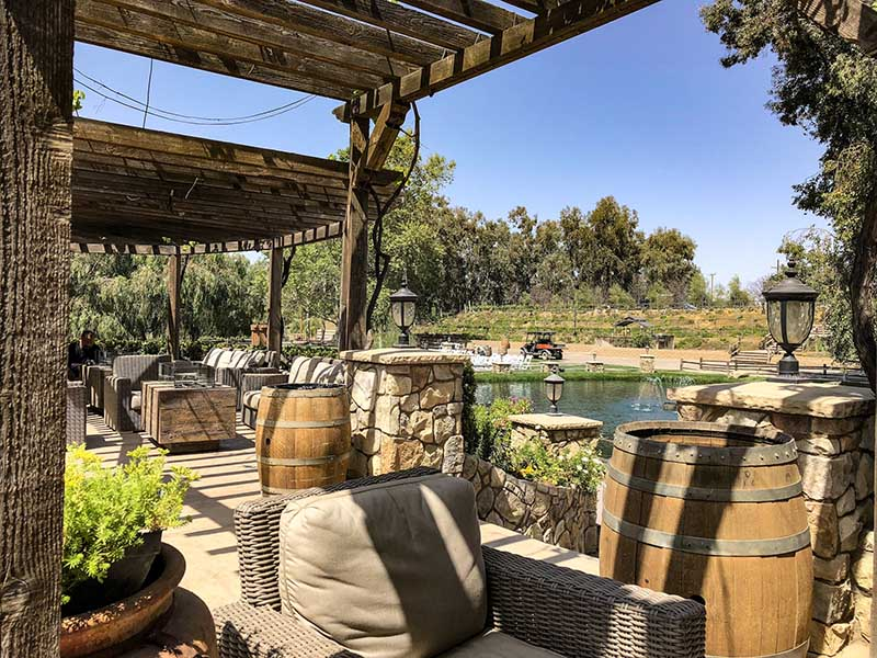 Vitagliano Winery in Temecula, CA. © Maria Haase