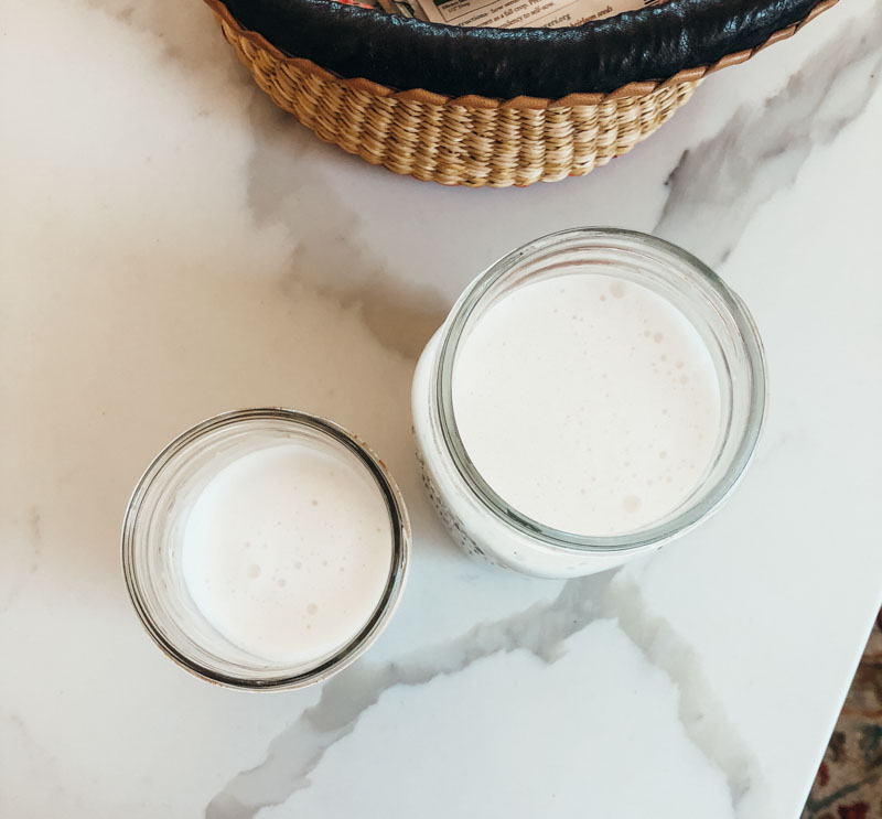 If done right, making dairy-free milk at home can save lots of cash and waste.